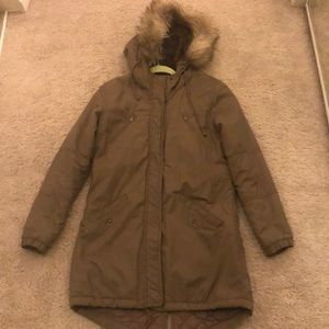 Winter utility jacket